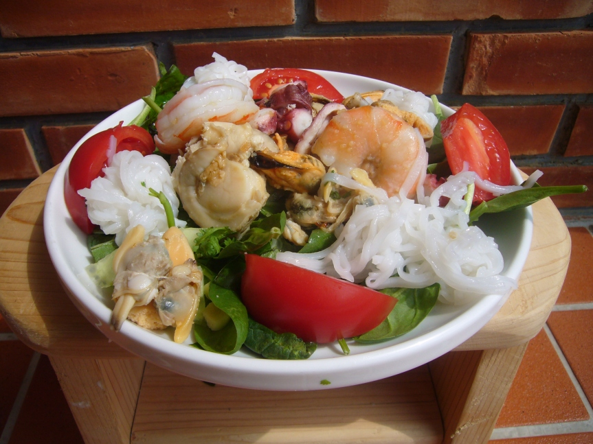 Thai Seafood Salad